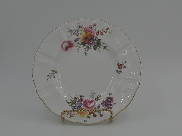 """Vintage Royal Crown Derby Posies 6.25"""" Tea Plate Bone China"""