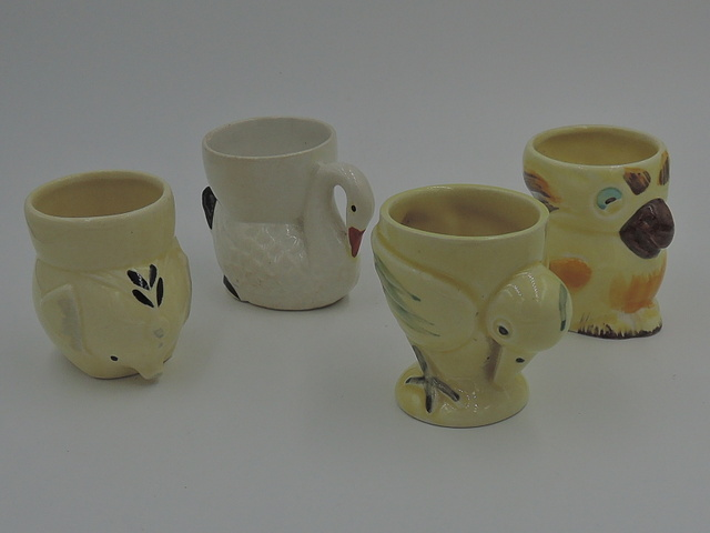Vintage English Egg Cups Great For Easter