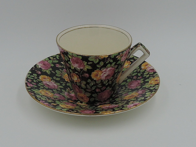 Vintage Royal Winton Chintz Beeston Cup & Saucer Teacup