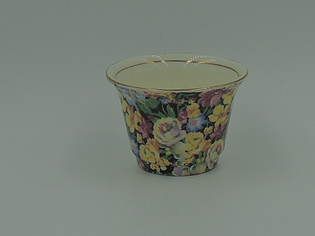 Vintage James Kent Chintz Florita Sugar Cup/Bowl