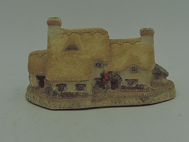English David Winter Yeomans Farmhouse Charming Cottage 1985