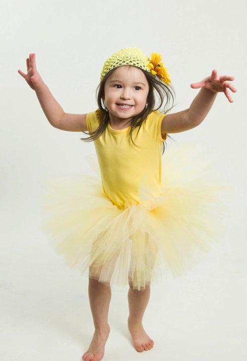 Lil Miss Sunshine Tutu
