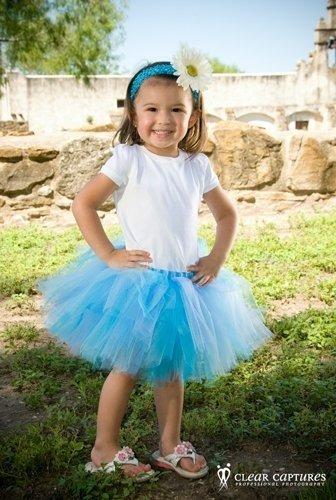 Lil Ocean Princess Tutu
