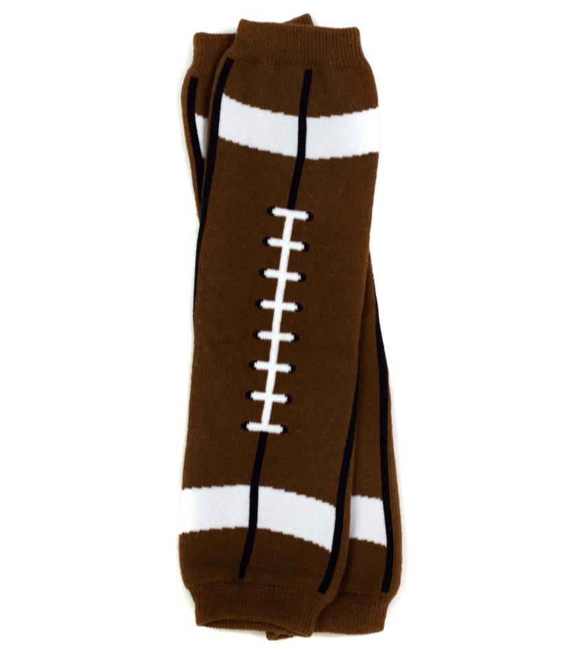 Football Leg Warmers with Detailing