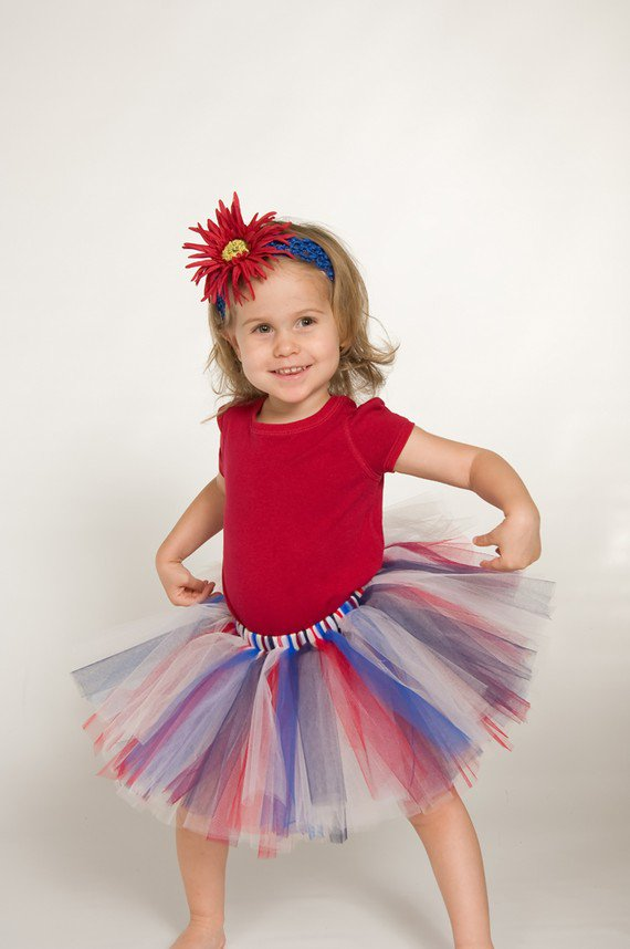 Lil Miss Independence Tutu