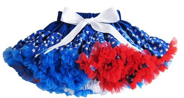 July 4th Star Pettiskirt