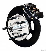 Wilwood Dynapro Single Front Drag Brake Kit (Pinto)