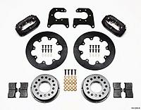 Wilwood Forged Dynalite Rear Drag Brake Kit (Mopar/Dana)