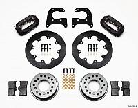 Wilwood Forged Dynalite Rear Drag Brake Kit (Big Ford)