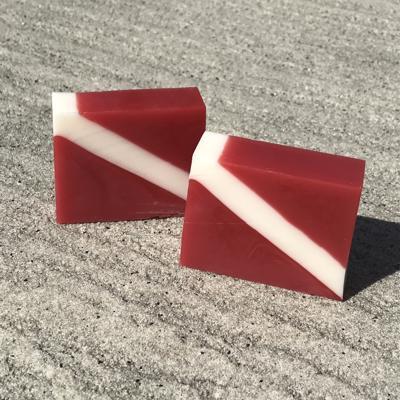 Dive Flag Soap
