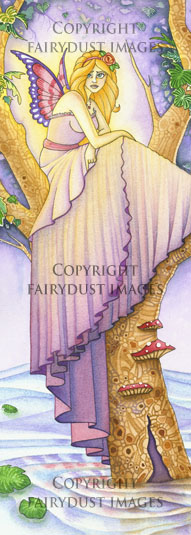 A Place to Hide, Fairy Bookmark