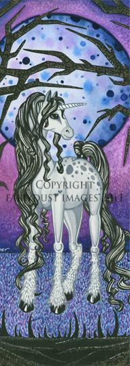 Unicorn Dreams, Bookmark
