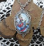 The Ring, Lolita Fairy Art Pendant Necklace