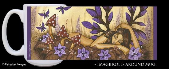 Woodland Fairy, Coffee Mug
