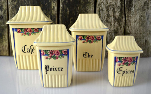 French Canisters