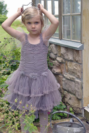 Sweet Brocante Dress