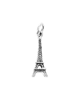 Eiffel Tower Charm Silver Or Gold
